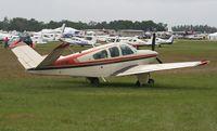 C-GRWL @ LAL - Beech V35B Bonanza - by Florida Metal