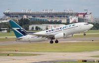 C-GTWS @ TPA - West Jet 737-700