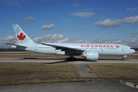 C-FIUF @ EDDM - Air Canada Boeing 777-200