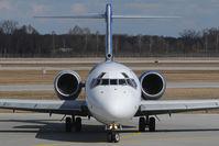 OH-BLI @ EDDM - Boeing 717