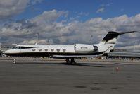 N721RL @ EDDM - Gulfstream 4