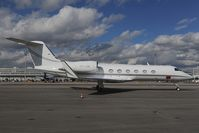 OH-JVA @ EDDM - Gulfstream 4