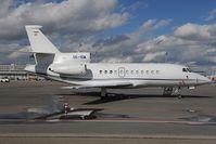 OE-ISM @ EDDM - Falcon 900