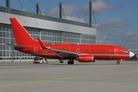 D-AGEY @ EDDM - Germania Boeing 737-700