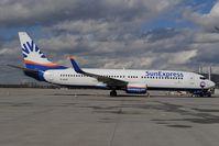 D-ASXF @ EDDM - Sun Express Boeing 737-800