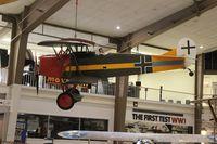 D1875-18 @ NPA - Fokker D.VII