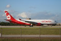 D-ALPC @ MIA - Air Berlin A330-200
