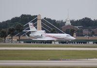 F-WWVJ @ ORL - Falcon 900LX