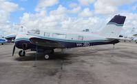 HH-JBD @ TMB - Beech JRB-6 tri gear single tail conversion