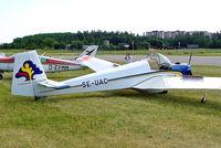 SE-UAC @ ESKB - Scheibe SF-25B Falke [46238] Stockholm-Barkarby~SE 07/06/2008