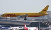 HP-1910DAE @ MIA - DHL Aero Expreso 757-200