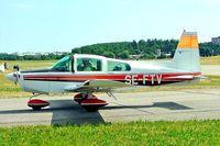 SE-FTV @ ESKB - Grumman American AA-5 Traveler [AA5-0422] Stockholm-Barkarby~SE 07/06/2008