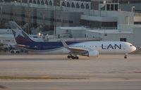 LV-CFV @ MIA - LAN Argentina 767-300