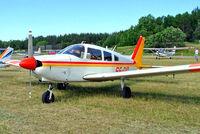 SE-GIO @ ESKB - Piper PA-28-180 Cherokee Archer [28-7505131] Stockholm-Barkarby~SE 07/06/2008