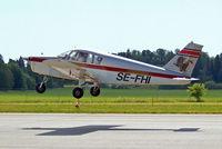 SE-FHI @ ESKB - Piper PA-28-140 Cherokee C [28-26844] Stockholm-Barkarby~SE 07/06/2008