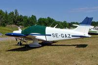 SE-GAZ @ ESKB - Piper PA-28-140 Cherokee [28-7325216] Stockholm-Barkarby~SE 07/06/2008