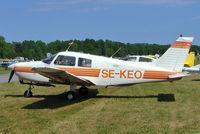 SE-KEO @ ESKB - Piper PA-28-161 Cadet [2841311] Stockholm-Barkarby~SE 07/06/2008