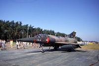 BA-44 @ EBBL - Belgian Air Force Mirage VBA at Kleine Brogel Air Base, Belgium. 8 smaldeel, 1991. - by Henk van Capelle