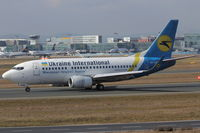 UR-GAK @ EDDF - Ukraine International Airlines - by Air-Micha
