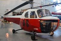 N116B @ KIAD - This aircraft enjoyed a 57-year flying career, the longest for any rotorcraft. - by Daniel L. Berek