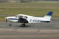 G-EKIR @ EGBJ - 1989 Piper PA-28-161, c/n: 2841157