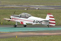 G-CPXC @ EGBJ - 2002 Mudry CAP-10B, c/n: 301