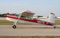 N6TK @ LAL - Cessna 180K