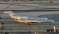 N930QS @ KLAX - Taxiing to parking