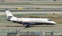 N2HL @ KLAX - Taxiing to parking at LAX