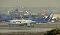 CC-CML @ KLAX - Taxiing to gate at LAX