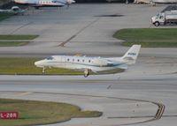 N12ND @ FLL - Cessna C560XL