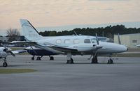 N17PS @ DED - Piper PA-31P