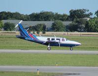 N22CH @ ORL - Piper Aerostar 601P