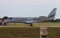 N22ST @ ORL - Gulfstream 150