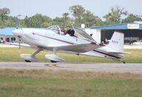 N22YR @ LAL - Bushby Mustang II