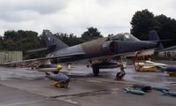 118 - Open day at Lann-Bihouée French Navy airbase on 1972-07-09; aircraft of flottille 16F. - by J-F GUEGUIN