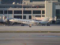 N24JR @ MIA - Gulfstream IV formerly registered as N1WP