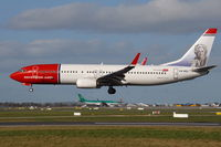 LN-NGI @ EIDW - NAX66Y arriving from Copenhagen - by Guinness