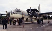 147567 - Open day at Lann-Bihouée French Navy airbase on 1972-07-09; aircraft of flottille 25F. - by J-F GUEGUIN