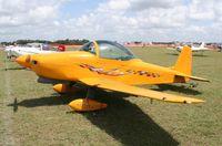N38CC @ LAL - Bushby Mustang II