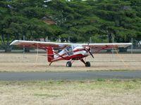 VH-XWV @ YMPC - VH-XWV SkyWolf at RAAF 100th Anniversary Airshow, Pt Cook, 2014