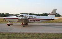 N46RR @ LAL - Piper PA-32-301