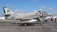 N49WH @ YIP - A-4B skyhawk
