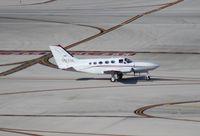 N50EM @ FLL - Cessna 414A