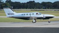 N50MA @ ORL - Cessna 414A