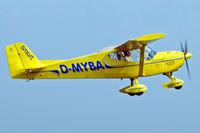 D-MYBA @ EDMT - B & F Technik Funk FK.9 Mk.I [015] Tannheim~D 24/08/2013 - by Ray Barber