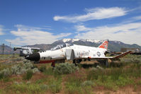 68-0304 @ HIF - 68-0304 F-4E at Hill AFB - by Pete Hughes