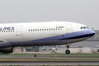 B-18308 @ ZYTX - landing RWY24 - by feiruitao