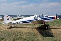 D-ELIK @ EDMT - Klemm KI.107B [104] Tannheim~D 23/08/2013 - by Ray Barber