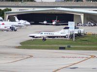 N55LP @ FLL - Cessna 402C